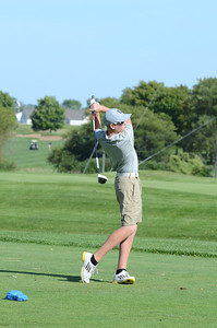 Oswego East Golf Team Vs Plainfield No  2013 026