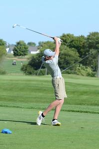 Oswego East Golf Team Vs Plainfield No  2013 025