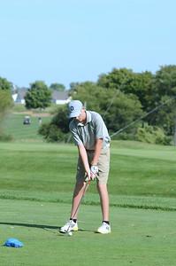 Oswego East Golf Team Vs Plainfield No  2013 020