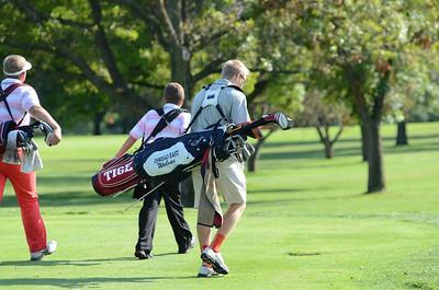 Oswego East Golf Team Vs Plainfield No  2013 056