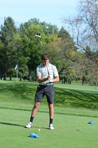 Oswego East Golf Team Vs Plainfield No  2013 051