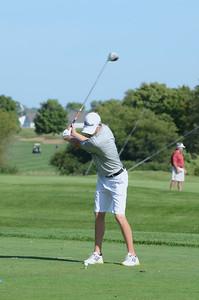 Oswego East Golf Team Vs Plainfield No  2013 012