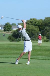 Oswego East Golf Team Vs Plainfield No  2013 016