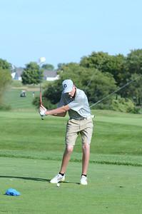 Oswego East Golf Team Vs Plainfield No  2013 023