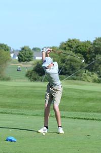 Oswego East Golf Team Vs Plainfield No  2013 022