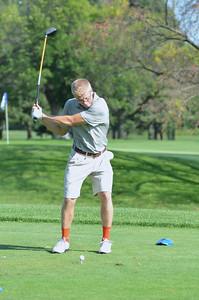 Oswego East Golf Team Vs Plainfield No  2013 045