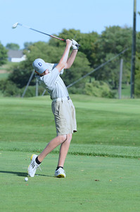 Oswego East Golf Team Vs Plainfield No  2013 018