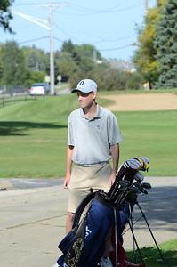 Oswego East Golf Team Vs Plainfield No  2013 038