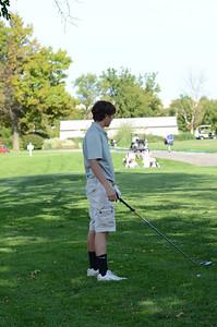 Oswego East Golf Team Vs Plainfield No  2013 032