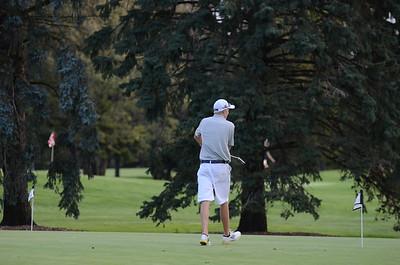 Oswego East Golf Team Vs Plainfield No  2013 684