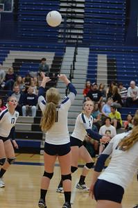 Oswego East Girls Volleyball Vs Waubonsie Valley 2013 416