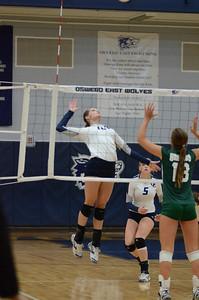 Oswego East Girls Volleyball Vs Waubonsie Valley 2013 433