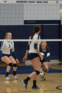 Oswego East Girls Volleyball Vs Waubonsie Valley 2013 436