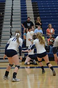 Oswego East Girls Volleyball Vs Waubonsie Valley 2013 399