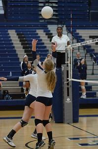Oswego East Girls Volleyball Vs Waubonsie Valley 2013 401