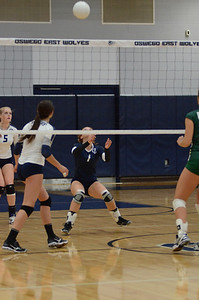 Oswego East Girls Volleyball Vs Waubonsie Valley 2013 437
