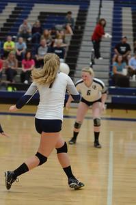 Oswego East Girls Volleyball Vs Waubonsie Valley 2013 392