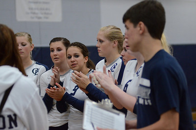 Oswego East Girls Volleyball Vs Waubonsie Valley 2013 361