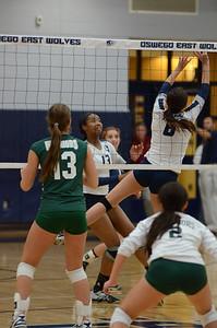 Oswego East Girls Volleyball Vs Waubonsie Valley 2013 425
