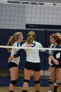 Oswego East Girls Volleyball Vs Waubonsie Valley 2013 423