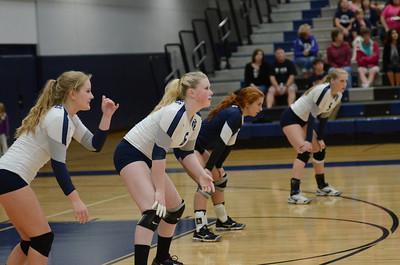 Oswego East Girls Volleyball Vs Waubonsie Valley 2013 389
