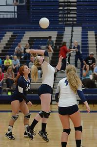 Oswego East Girls Volleyball Vs Waubonsie Valley 2013 391