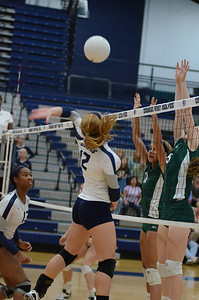 Oswego East Girls Volleyball Vs Waubonsie Valley 2013 421