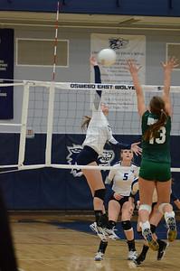 Oswego East Girls Volleyball Vs Waubonsie Valley 2013 434