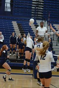 Oswego East Girls Volleyball Vs Waubonsie Valley 2013 406