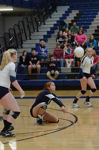 Oswego East Girls Volleyball Vs Waubonsie Valley 2013 408