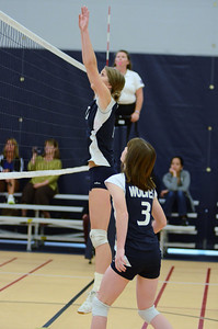 Oswego East Girls Volleyball Vs Waubonsie Valley 2013 676
