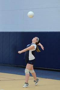Oswego East Girls Volleyball Vs Waubonsie Valley 2013 675