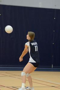 Oswego East Girls Volleyball Vs Waubonsie Valley 2013 713