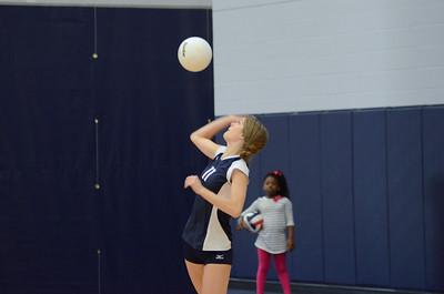 Oswego East Girls Volleyball Vs Waubonsie Valley 2013 710