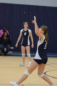 Oswego East Girls Volleyball Vs Waubonsie Valley 2013 734