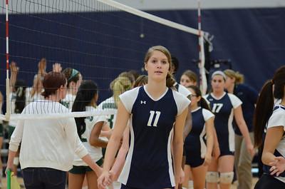 Oswego East Girls Volleyball Vs Waubonsie Valley 2013 741