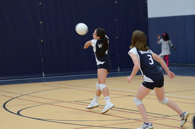 Oswego East Girls Volleyball Vs Waubonsie Valley 2013 696