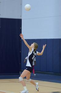 Oswego East Girls Volleyball Vs Waubonsie Valley 2013 705