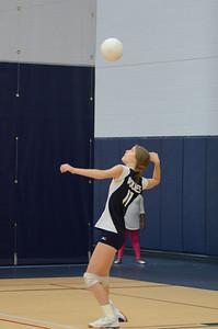 Oswego East Girls Volleyball Vs Waubonsie Valley 2013 706
