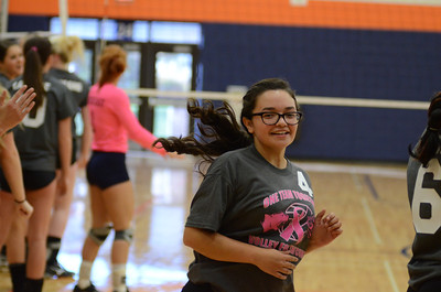 Girls Volleyball Vs Oswego 2013 036