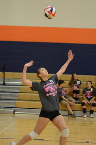 Girls Volleyball Vs Oswego 2013 039