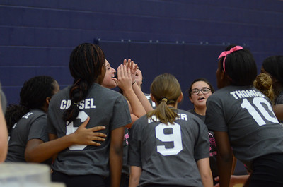 Girls Volleyball Vs Oswego 2013 007
