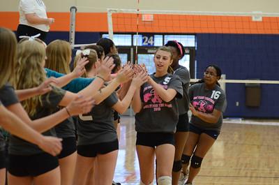 Girls Volleyball Vs Oswego 2013 023