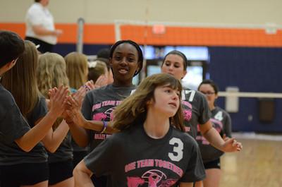 Girls Volleyball Vs Oswego 2013 035
