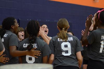 Girls Volleyball Vs Oswego 2013 006
