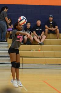 Girls Volleyball Vs Oswego 2013 042