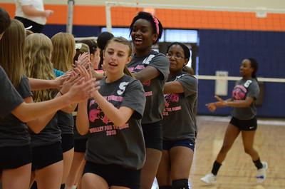Girls Volleyball Vs Oswego 2013 027