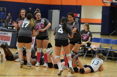 Girls Volleyball Vs Oswego 2013 021