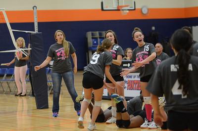 Girls Volleyball Vs Oswego 2013 012
