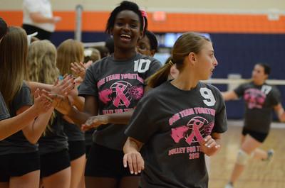 Girls Volleyball Vs Oswego 2013 028